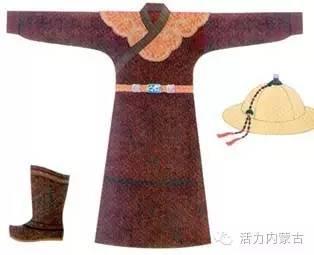 我和我的蒙古袍 | 靴行草原——蒙古族靴子(一) 第5张