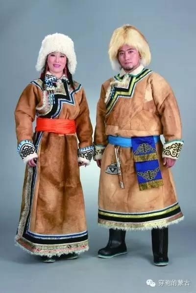 乌珠穆沁旗羊皮蒙古袍的来历! 第2张