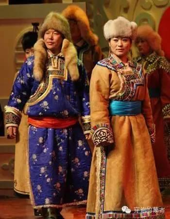 乌珠穆沁旗羊皮蒙古袍的来历! 第4张