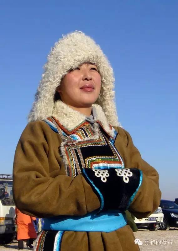 乌珠穆沁旗羊皮蒙古袍的来历! 第3张