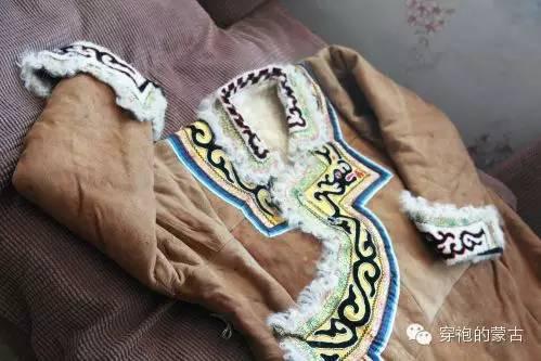 乌珠穆沁旗羊皮蒙古袍的来历! 第6张