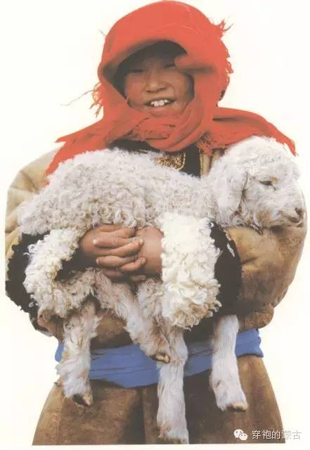 乌珠穆沁旗羊皮蒙古袍的来历! 第7张