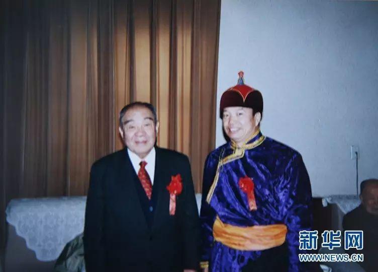 """王满特嘎:我与北京那达慕""""相知相爱""""(蒙古文·图片) 第11张"""