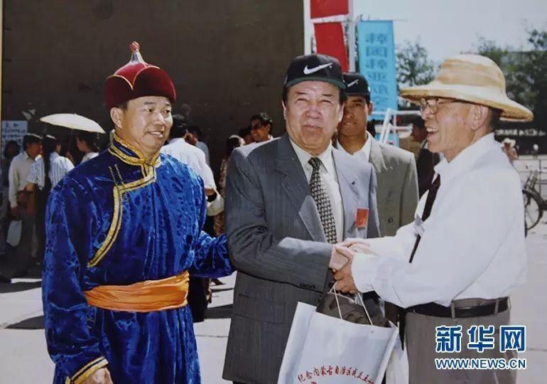 """王满特嘎:我与北京那达慕""""相知相爱""""(蒙古文·图片) 第12张"""