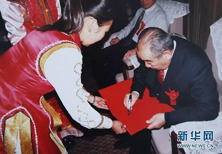 """王满特嘎:我与北京那达慕""""相知相爱""""(蒙古文·图片) 第10张"""
