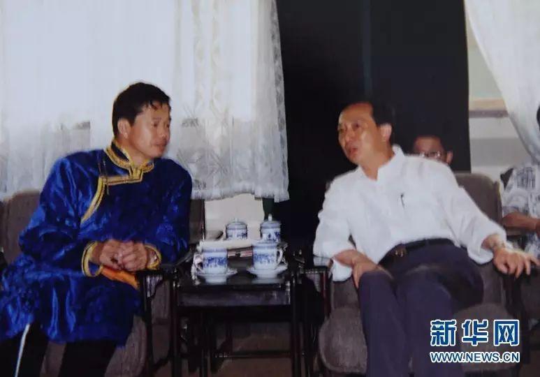 """王满特嘎:我与北京那达慕""""相知相爱""""(蒙古文·图片) 第15张"""