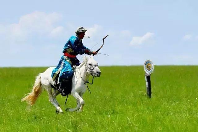 蒙古男儿三大游戏 您了解吗? 第3张 蒙古男儿三大游戏 您了解吗? 蒙古文化