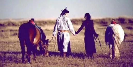 一首《蒙古情歌》送给相爱的人! 第1张