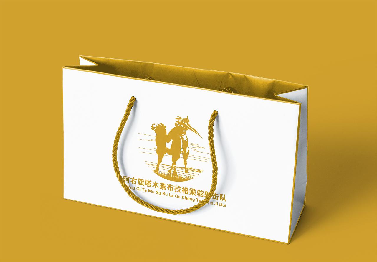 乘驼射击队logo设计 第1张 乘驼射击队logo设计 蒙古设计