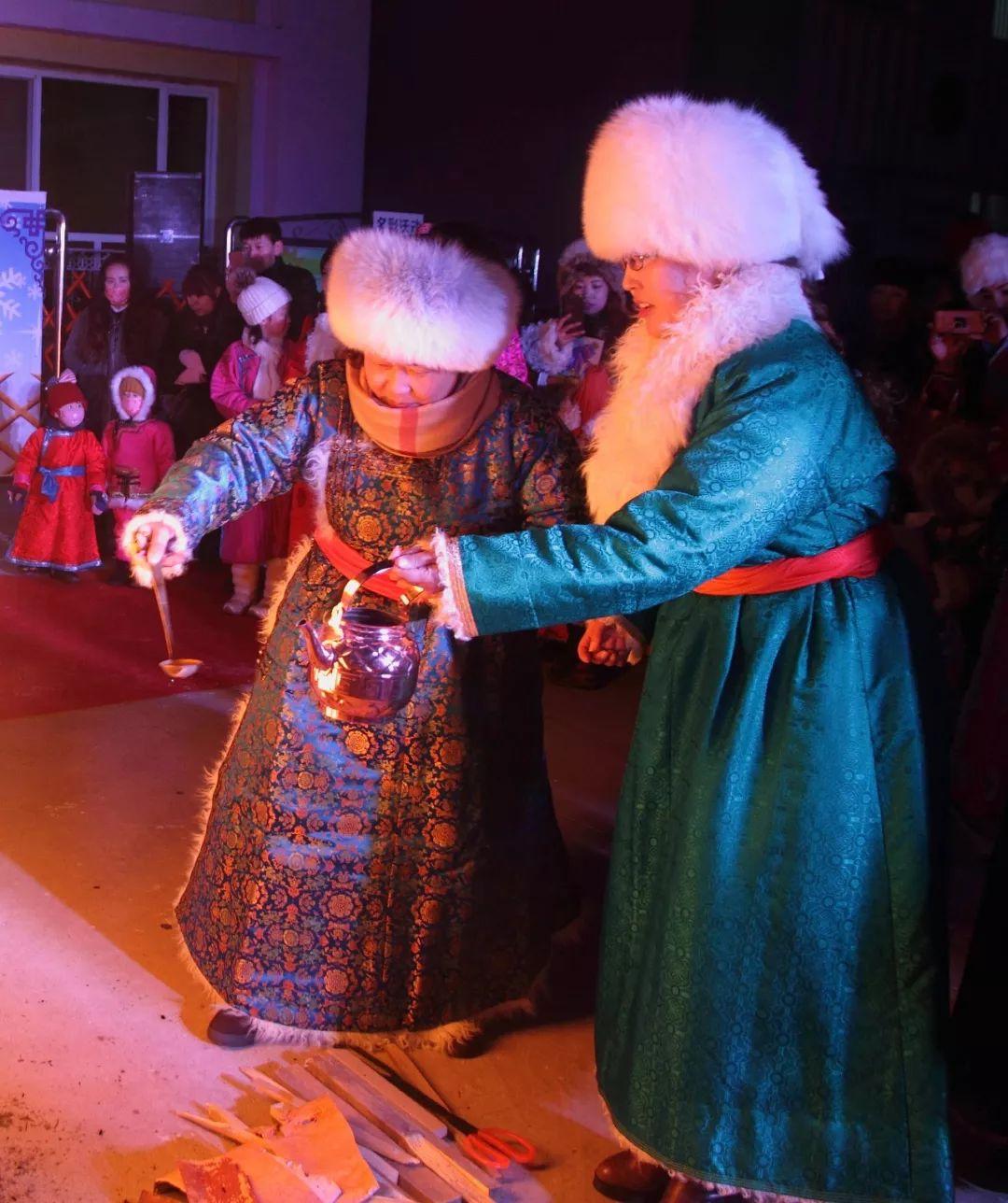 巴尔虎蒙古族祭火习俗(Mongol) 第21张 巴尔虎蒙古族祭火习俗(Mongol) 蒙古文化
