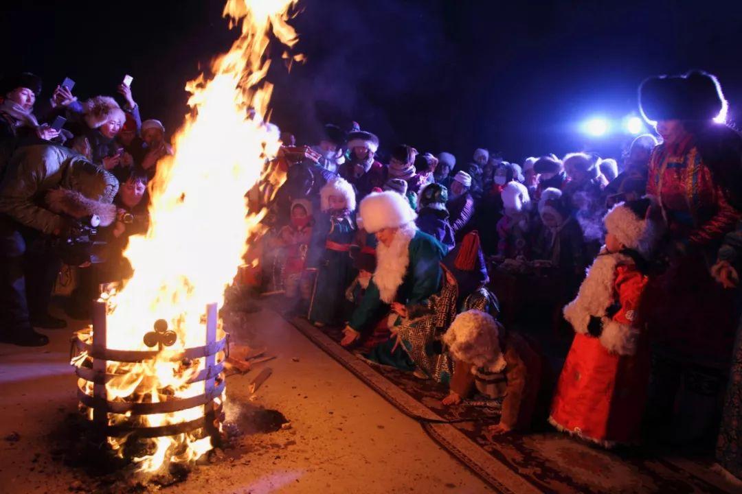 巴尔虎蒙古族祭火习俗(Mongol) 第27张 巴尔虎蒙古族祭火习俗(Mongol) 蒙古文化