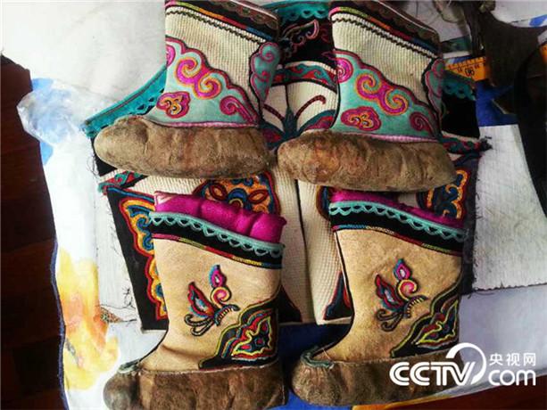 【传统文化】巴尔虎靴子(蒙古文) 第16张 【传统文化】巴尔虎靴子(蒙古文) 蒙古文化