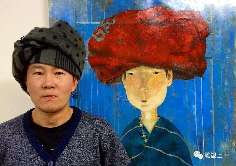 充满童年回忆的俄罗斯布里亚特艺术家佐里克托·多尔吉耶夫 第1张