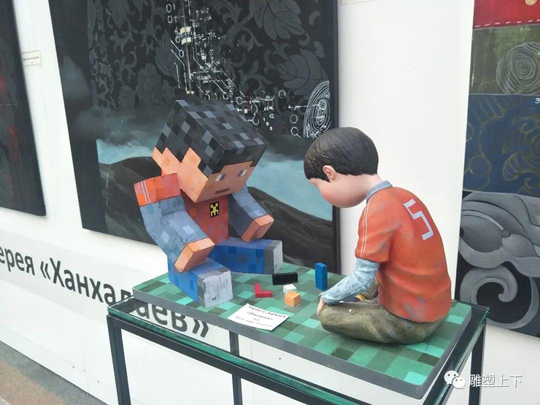 充满童年回忆的俄罗斯布里亚特艺术家佐里克托·多尔吉耶夫 第3张