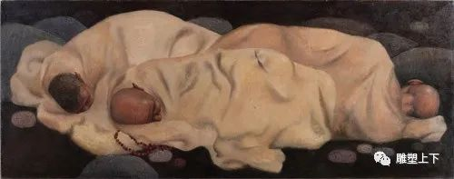 充满童年回忆的俄罗斯布里亚特艺术家佐里克托·多尔吉耶夫 第6张