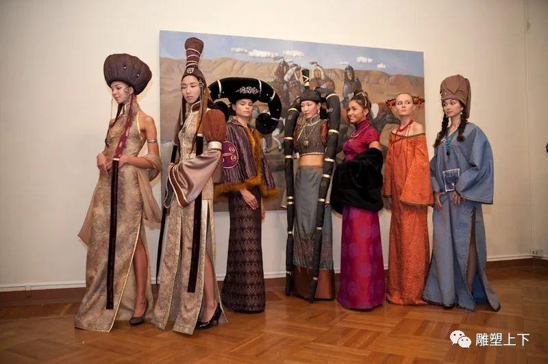 充满童年回忆的俄罗斯布里亚特艺术家佐里克托·多尔吉耶夫 第10张