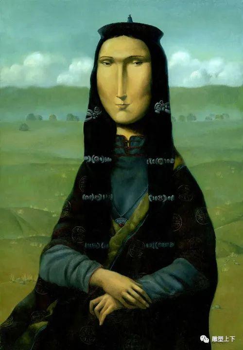 充满童年回忆的俄罗斯布里亚特艺术家佐里克托·多尔吉耶夫 第19张