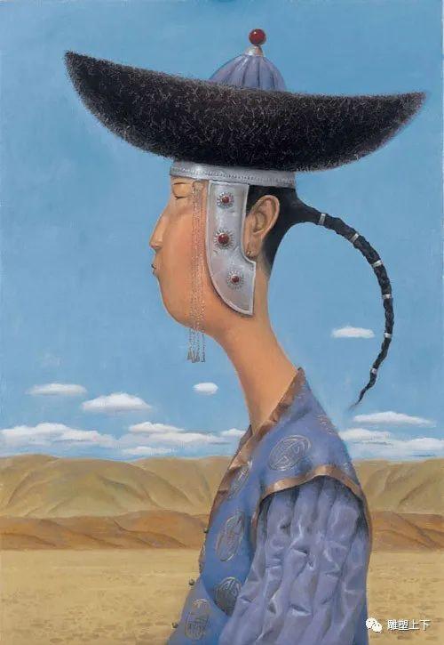 充满童年回忆的俄罗斯布里亚特艺术家佐里克托·多尔吉耶夫 第20张