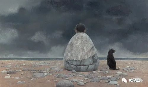 充满童年回忆的俄罗斯布里亚特艺术家佐里克托·多尔吉耶夫 第23张