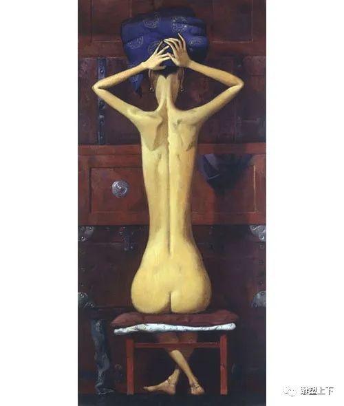充满童年回忆的俄罗斯布里亚特艺术家佐里克托·多尔吉耶夫 第26张