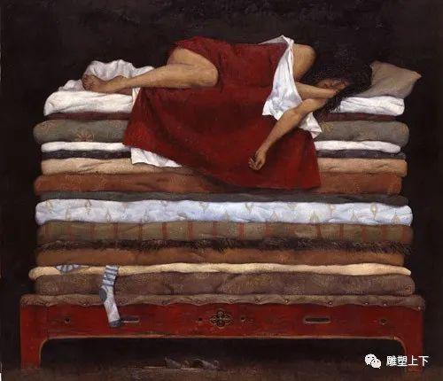 充满童年回忆的俄罗斯布里亚特艺术家佐里克托·多尔吉耶夫 第30张
