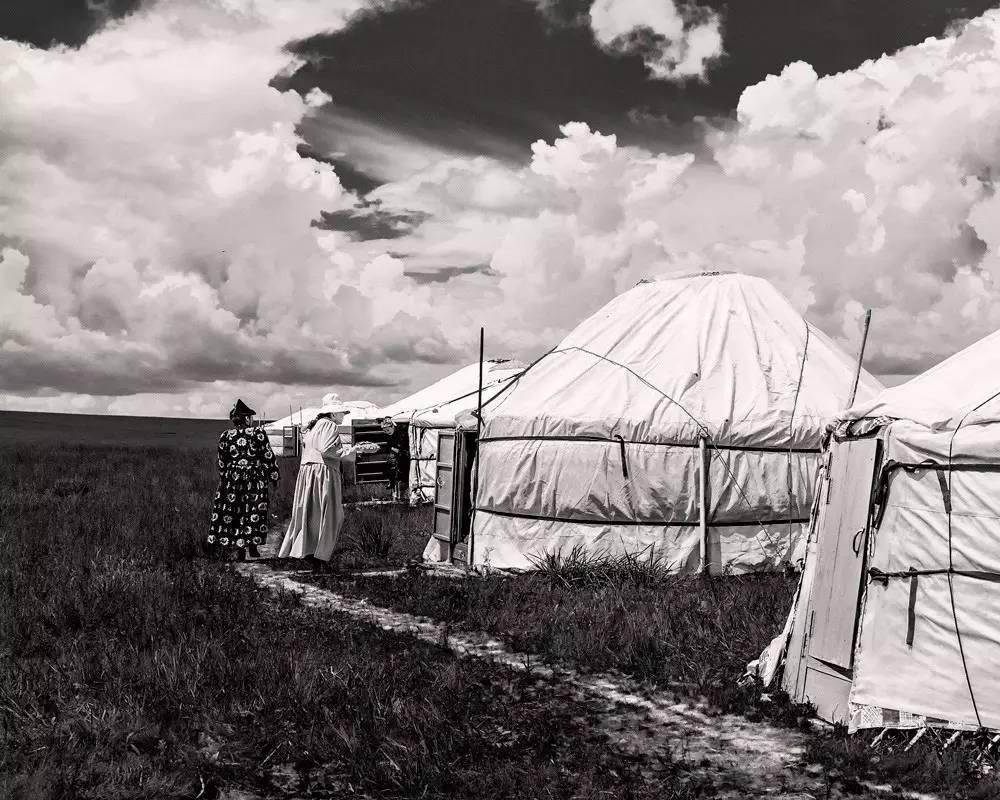 【呼伦贝尔】列巴与布里亚特 第14张 【呼伦贝尔】列巴与布里亚特 蒙古文化