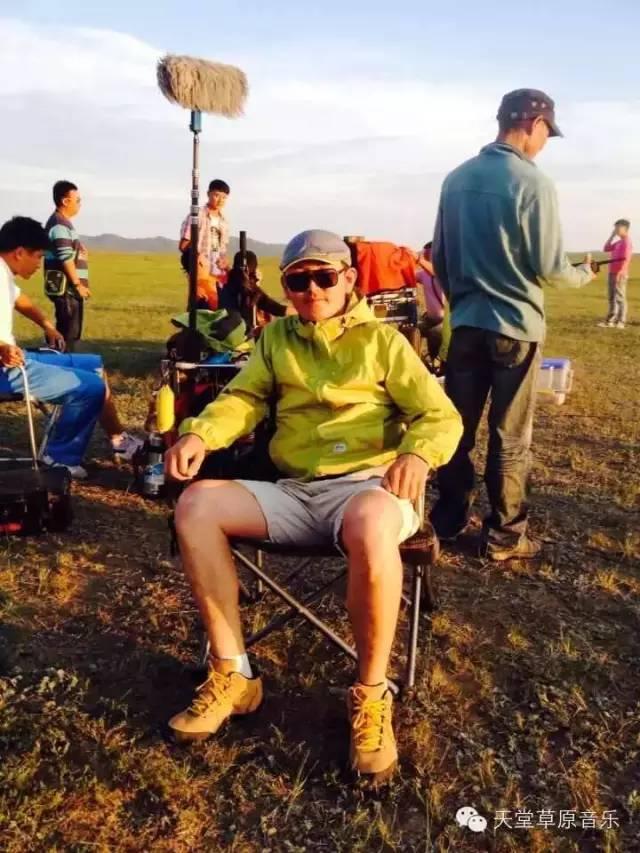 布里亚特蒙古族青年演员巴特孟和(附电影欣赏) 第3张