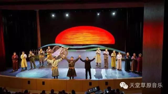 布里亚特蒙古族青年演员巴特孟和(附电影欣赏) 第11张