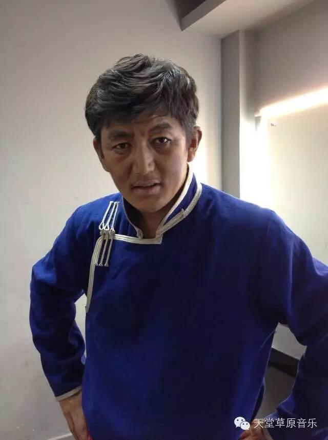 布里亚特蒙古族青年演员巴特孟和(附电影欣赏) 第9张