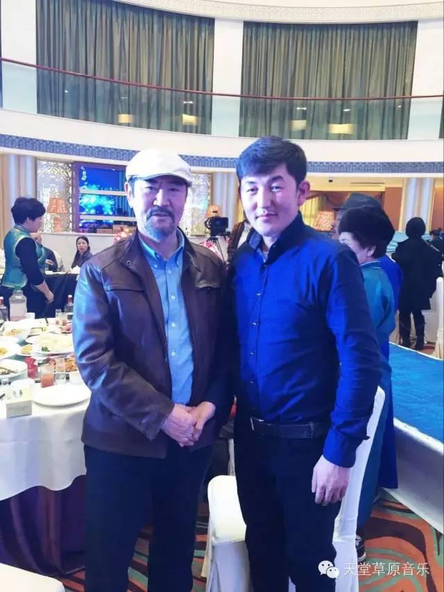 布里亚特蒙古族青年演员巴特孟和(附电影欣赏) 第5张