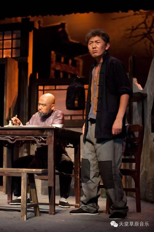 布里亚特蒙古族青年演员巴特孟和(附电影欣赏) 第16张