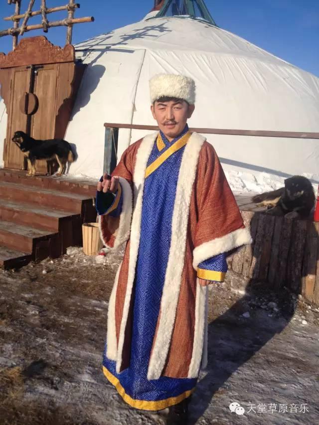 布里亚特蒙古族青年演员巴特孟和(附电影欣赏) 第22张