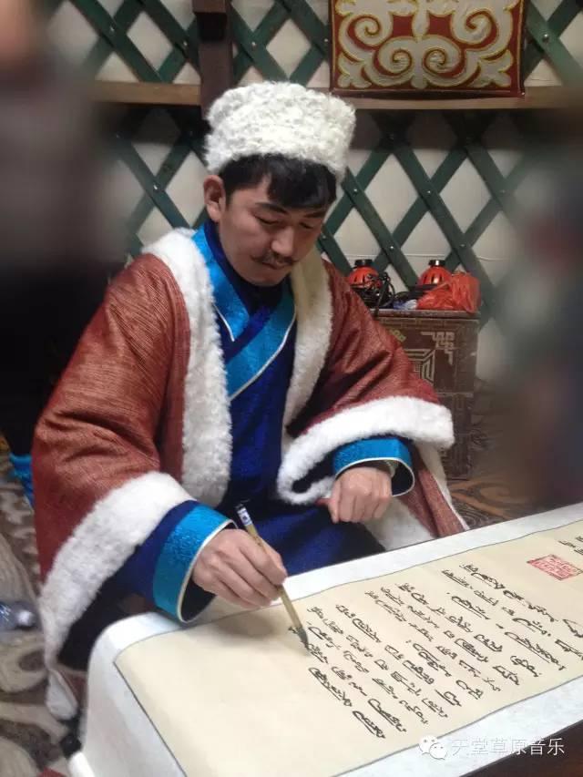 布里亚特蒙古族青年演员巴特孟和(附电影欣赏) 第23张