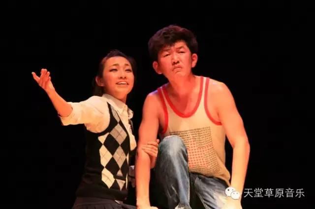 布里亚特蒙古族青年演员巴特孟和(附电影欣赏) 第29张