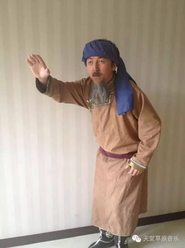 布里亚特蒙古族青年演员巴特孟和(附电影欣赏) 第31张