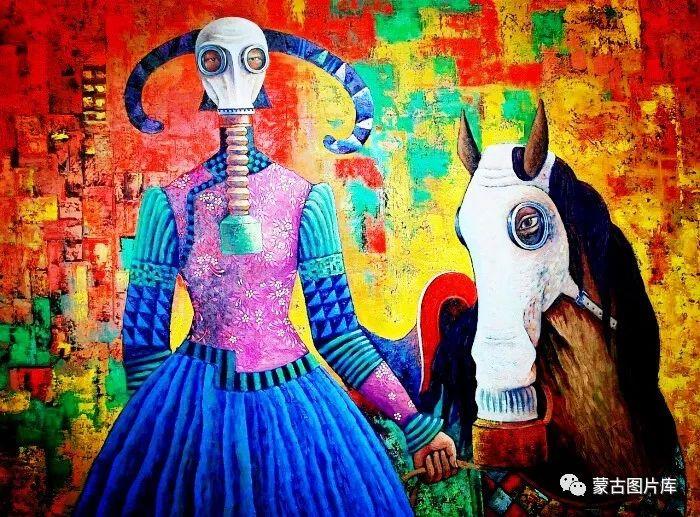 【蒙古图片】一组蒙古插画屏保,绝对独一无二! 第12张 【蒙古图片】一组蒙古插画屏保,绝对独一无二! 蒙古画廊