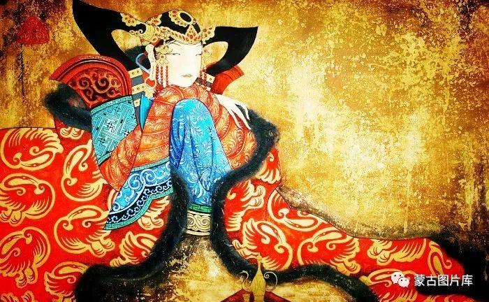【蒙古图片】一组蒙古插画屏保,绝对独一无二! 第11张 【蒙古图片】一组蒙古插画屏保,绝对独一无二! 蒙古画廊
