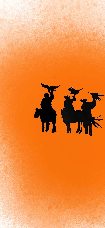 欣赏蒙古插画师的作品 第7张 欣赏蒙古插画师的作品 蒙古画廊