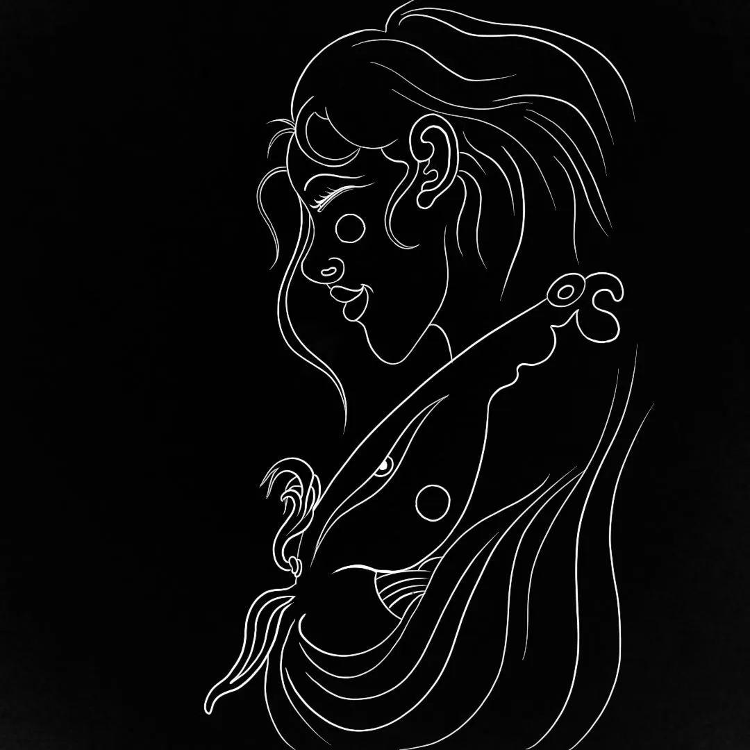 欣赏蒙古插画师的作品 第6张 欣赏蒙古插画师的作品 蒙古画廊