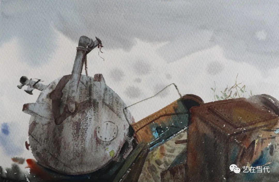 推荐画家| 苏雅拉图 第17张