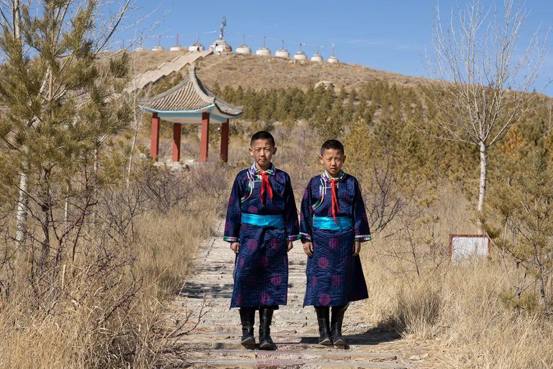 白嘎利:天生相伴—蒙古族双胞胎 第3张 白嘎利:天生相伴—蒙古族双胞胎 蒙古文化