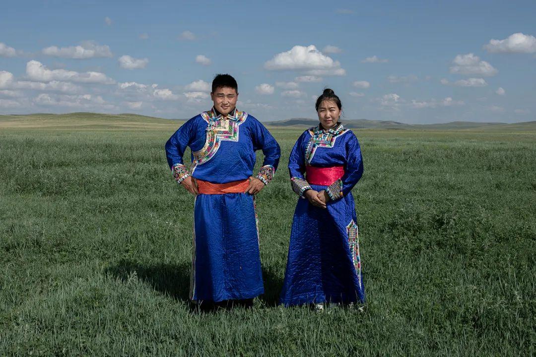 白嘎利:天生相伴—蒙古族双胞胎 第5张 白嘎利:天生相伴—蒙古族双胞胎 蒙古文化