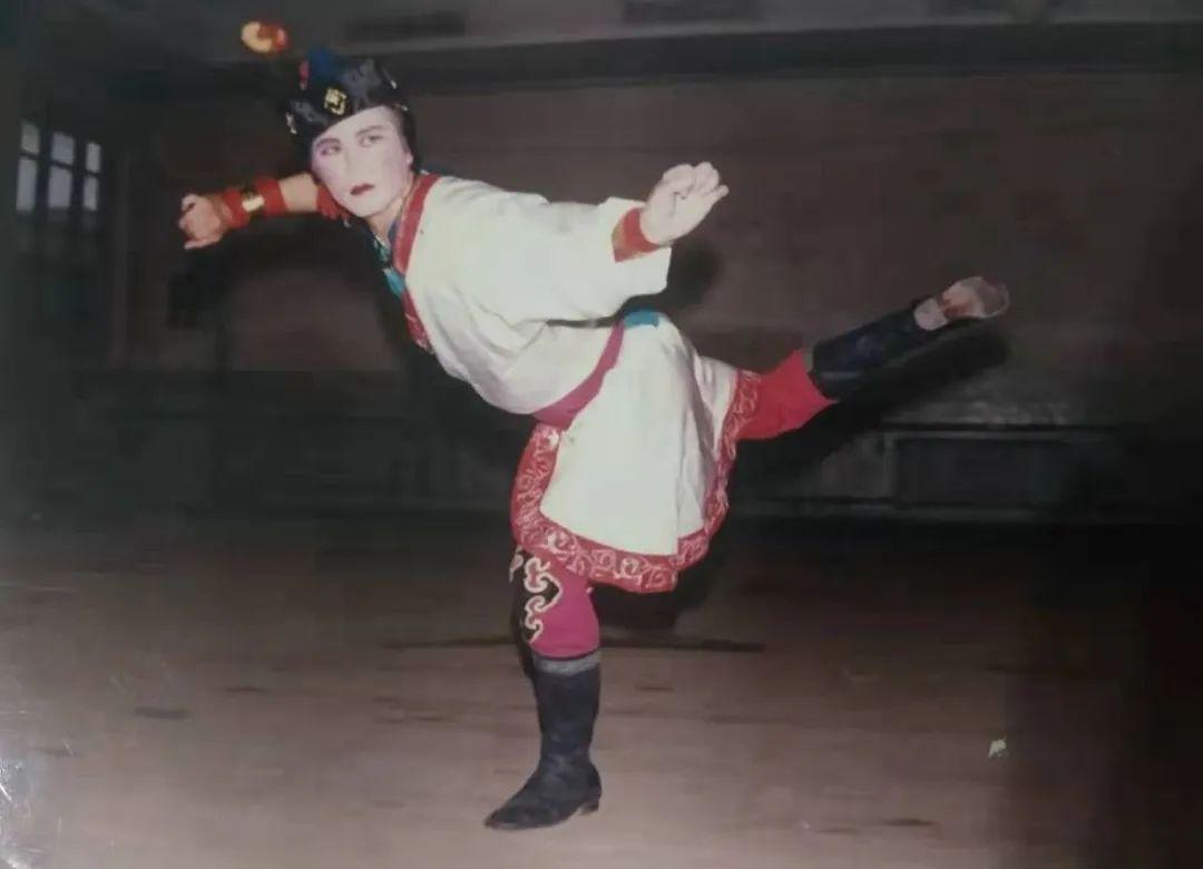 内蒙古舞蹈名家系列之——斯仍 第3张