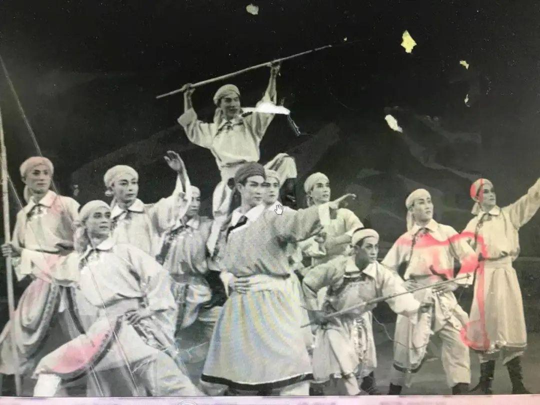 内蒙古舞蹈名家系列之——斯仍 第5张