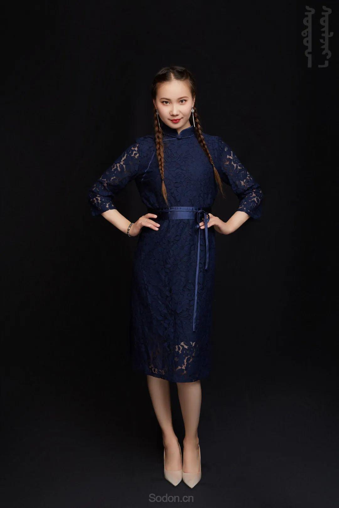 DOMOG蒙古时装2020新款夏季连衣裙首发,618钜惠七折! 第19张