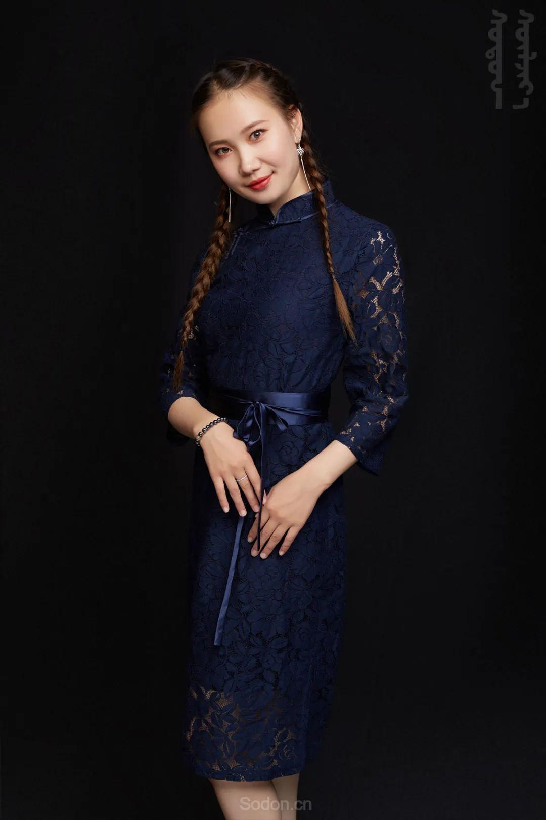 DOMOG蒙古时装2020新款夏季连衣裙首发,618钜惠七折! 第20张