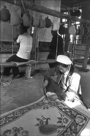 老照片:1965年,法国摄影师拍摄文革前的内蒙古 第4张