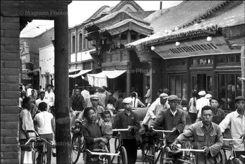老照片:1965年,法国摄影师拍摄文革前的内蒙古 第2张