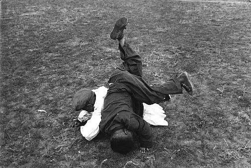 老照片:1965年,法国摄影师拍摄文革前的内蒙古 第12张