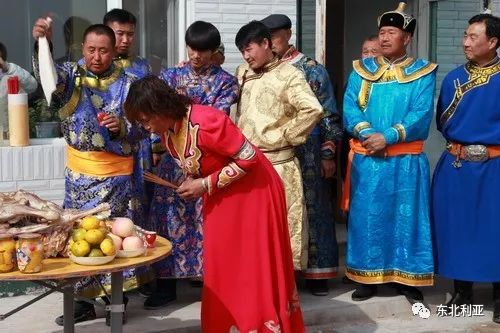 蒙古丨吉林郭尔罗斯蒙古萨满祭祀文化(图集) 第2张 蒙古丨吉林郭尔罗斯蒙古萨满祭祀文化(图集) 蒙古文化